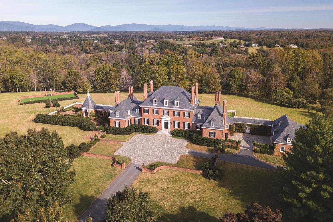 Virginia Estate Marries History With Modernity