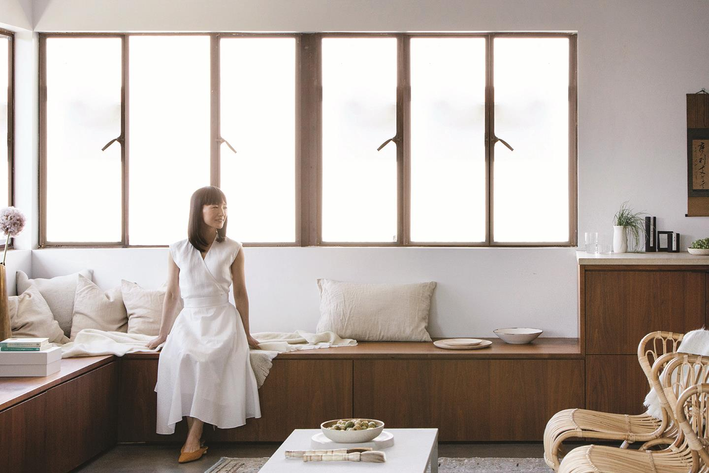 At Home With Marie Kondo