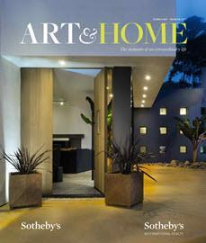 Art and Home cover