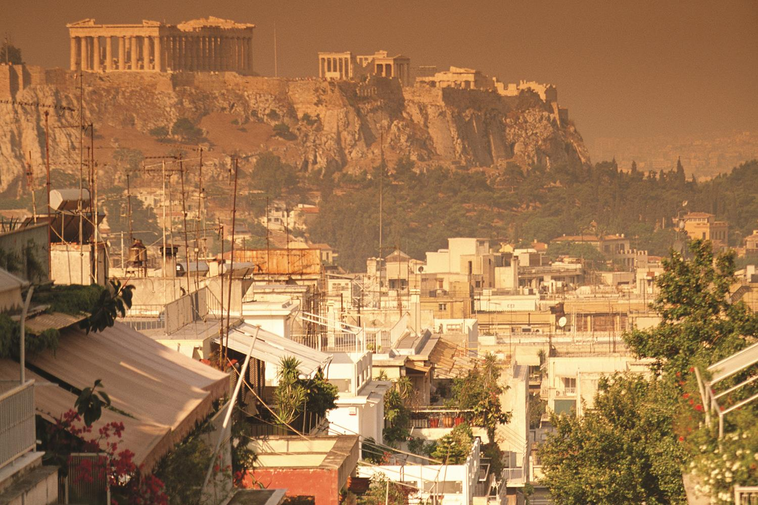 Kolonaki: Athens At It's Most Aristocratic