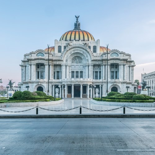 Art Lover's Guide To Mexico City